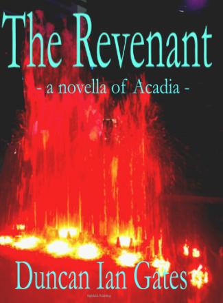 Revenants novella early cover version